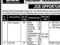 48 NTS JOBS 2019 ADE, AD (HR), Administrator For(System, Database, Security, Email) etc., Attractive Salary NTS JOBS 2019 APPLY HERE