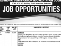 NTS 15 JOBS 2019 Registrar, Assistant, Director, Driver etc., NTS JOBS 2019 APPLY HERE