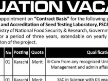 PTS JOBS 2019 Superintendent, Laboratory Assistant PPS 5, 2 PTS JOBS 2019 APPLY HERE